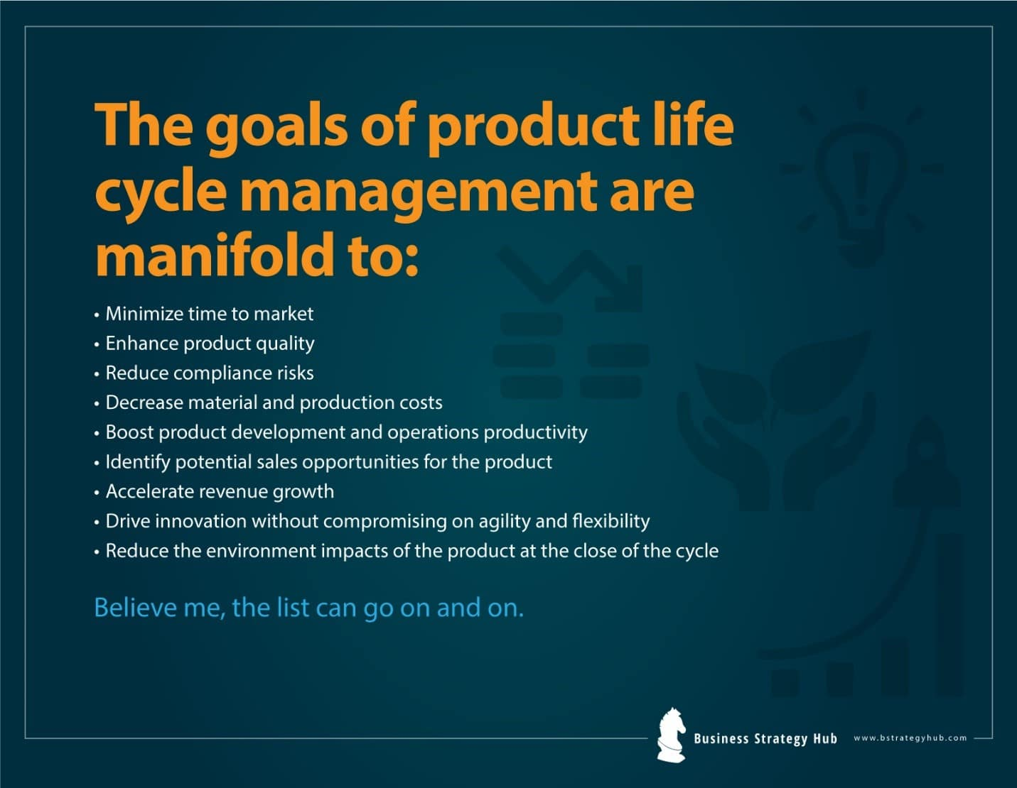 Managing Your Product Lifecycle Stages For Strategic Success